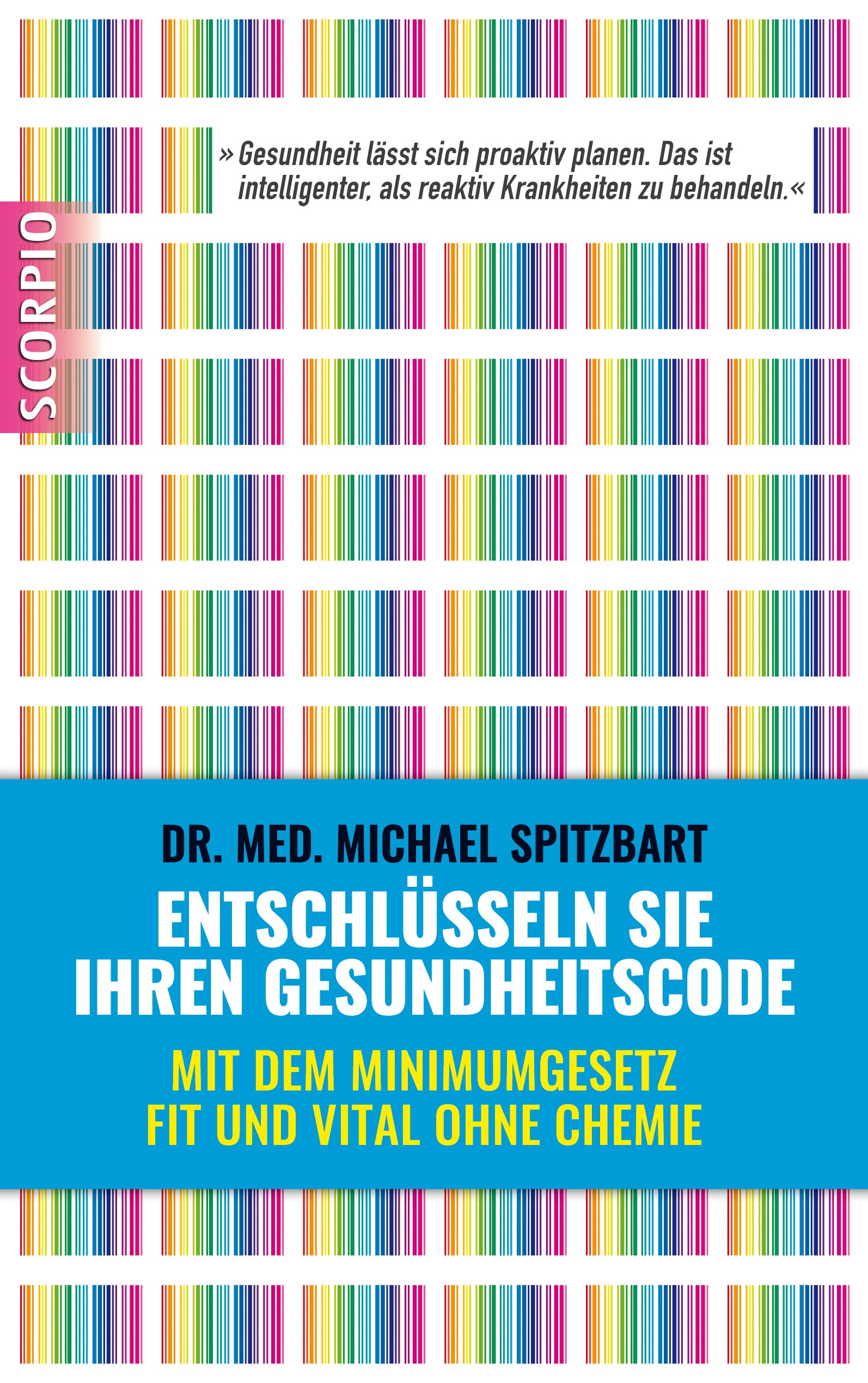 Buch: Entschlüsseln Sie Ihren Gesundheitscode