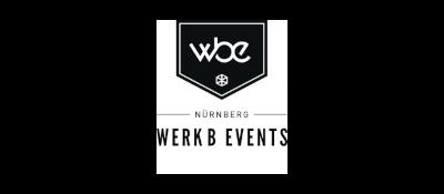 Werk B Events Logo